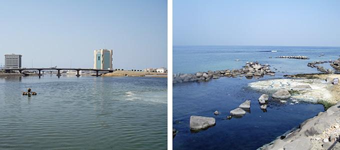 Nährstoffquellen und -gradienten in den Küstengewässern von Jeddah, Saudi-Arabien